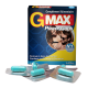 GMAX Power Capsules - Male Virility Formula