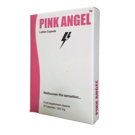 Pink Angel Womens Libido Sex Enhancer Capsules