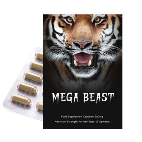 Mega Beast - Male Enhancement